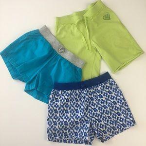 Girls shorts bundle size 10/12